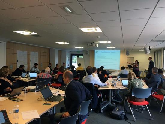 Plenary session 1st MAB meeting